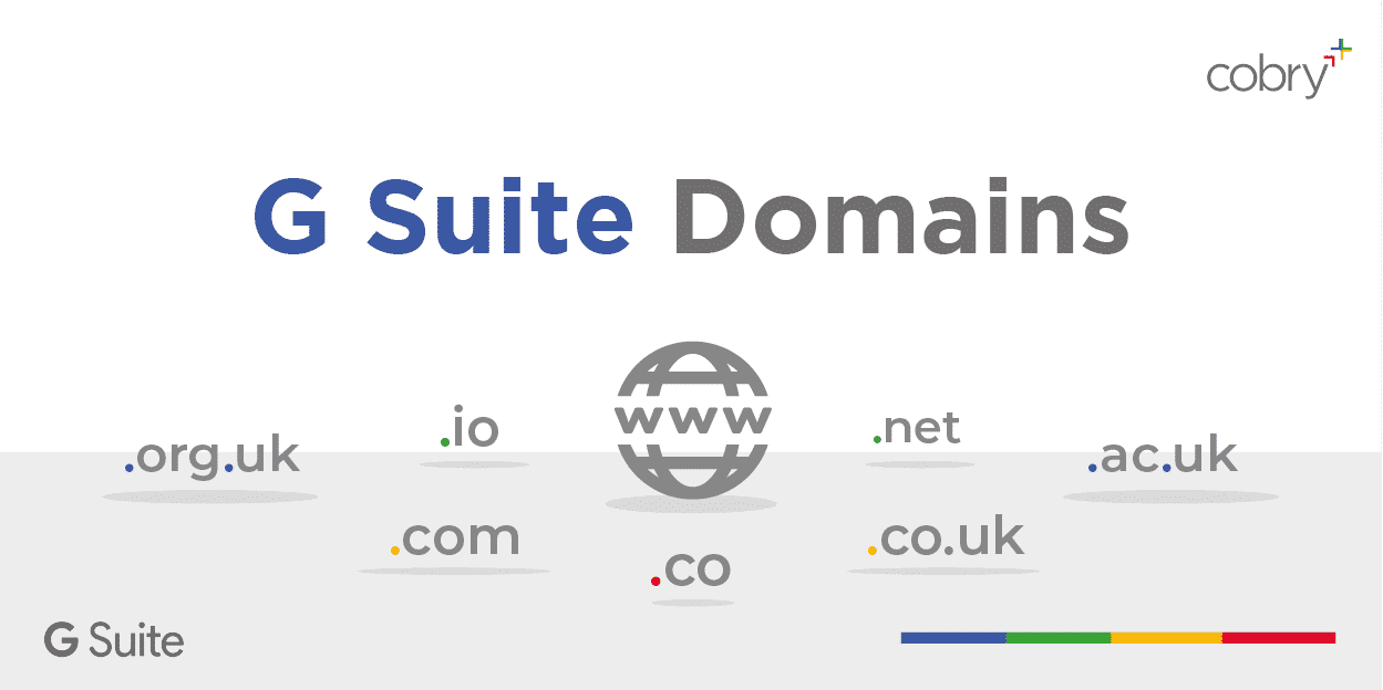 G Suite Domains