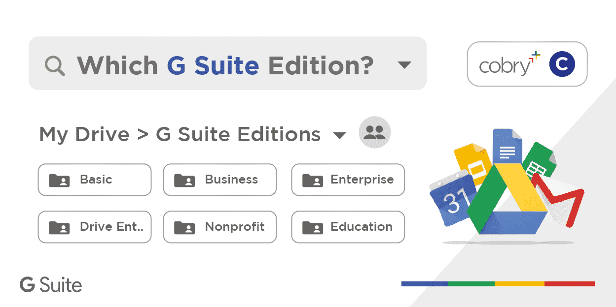 Which G Suite Edition?