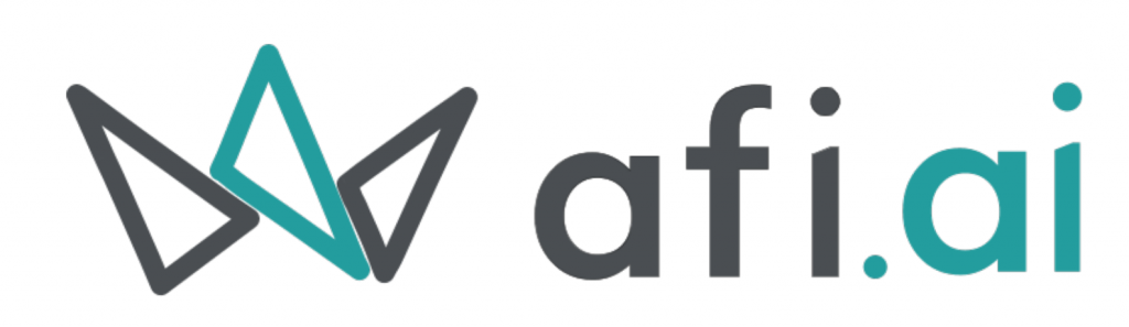 Afi cloud data back up logo