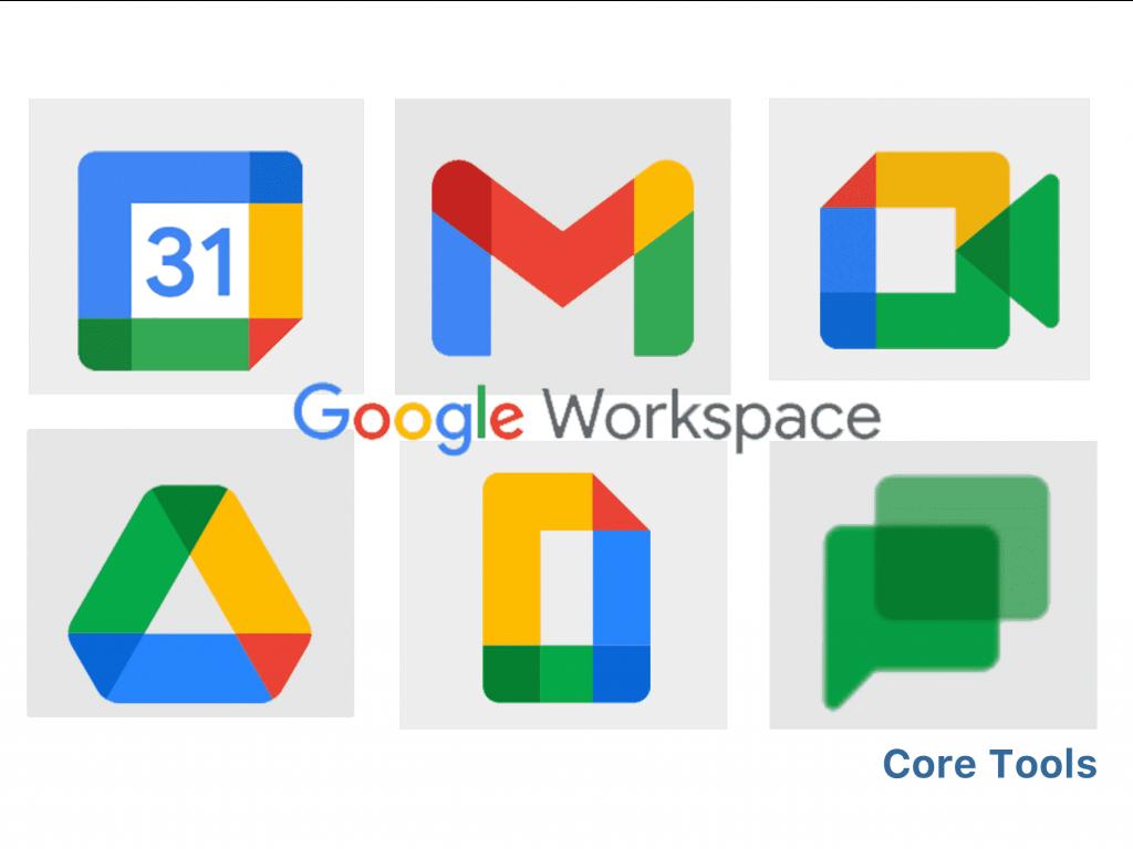 Google Workspace Core tools